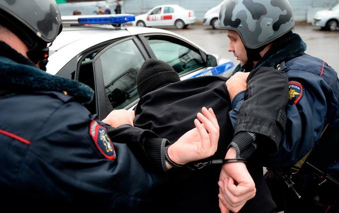 Отличие сопротивления полиции при задержании и сопротивлениии