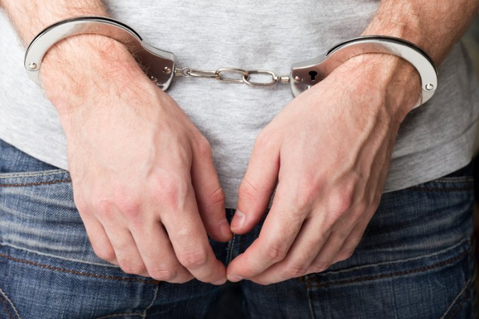 Задержание подозреваемого - Уголовный процесс